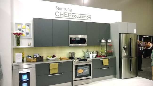 Samsung Home Appliances BlogHer14