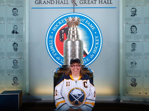 com.hhof.stcphoto.gui // Me at the Hockey Hall of Fame (7/6/2014)