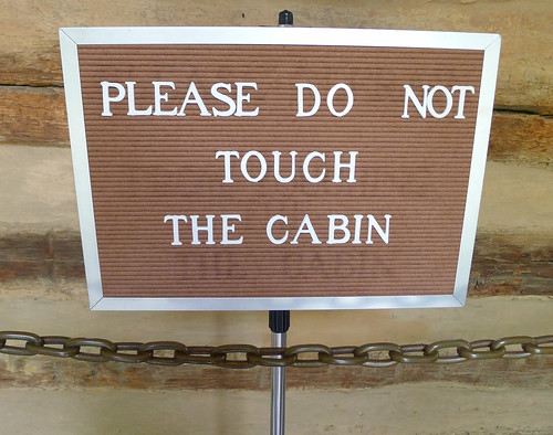 Do Not Touch the Cabin