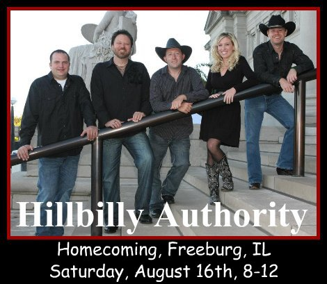 Hillbilly Authority 8-16-14