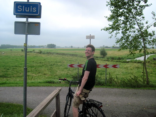 Biking From Belgium to Holland
