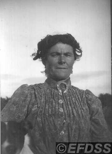 A31a HOLLAND, Rebecca (1826-1913)