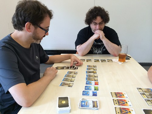 Port Royal - almost too many cards