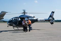 Eurocopter EC 120 OE-XST @ LNZ
