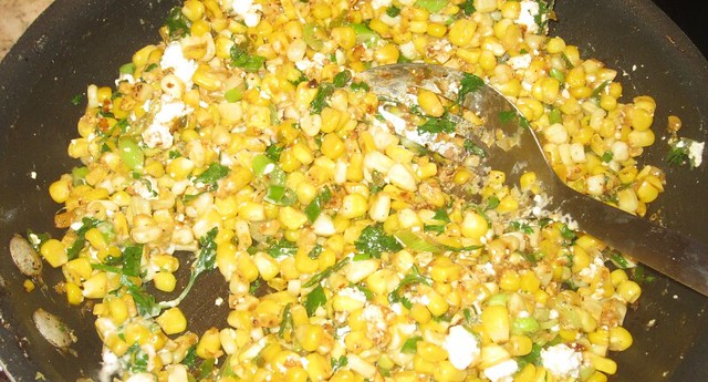Esquites - Mexican Street Corn Salad | Flickr - Photo Sharing!