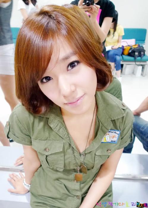 Các kiểu tóc ngắn đẹp! Tóc ngắn ép, uốn xoăn Hàn Quốc 12
