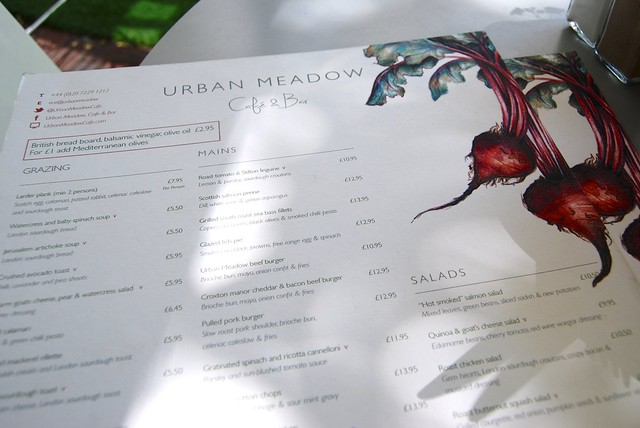 Urban Meadow Cafe, Bayswater 3