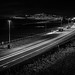COLWYN BAY AT NIGHT by jazzbeardie