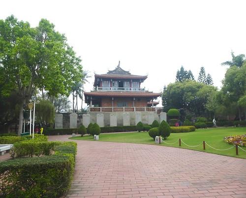 Taiwan-Tainan-Tour Chihkan (3)