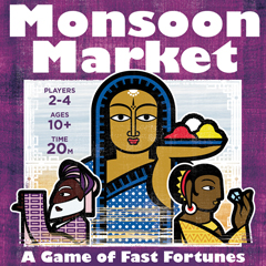 Monsoon Market: A Strategy Card Game of Fast Fortunes