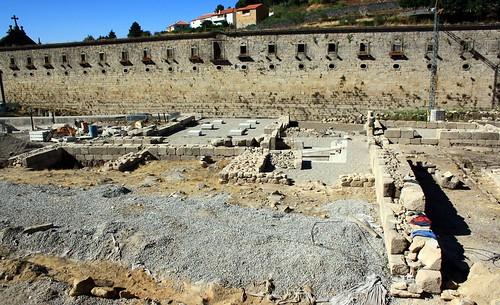 Convento e Igreja de São João de Tarouca (ruínas)