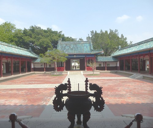 Taiwan-Tainan-Koxinga Shrine (9)