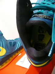 Nike Air Max Hyperposite (Tropical Teal/Sonic Yellow/Blueprint) Size 11