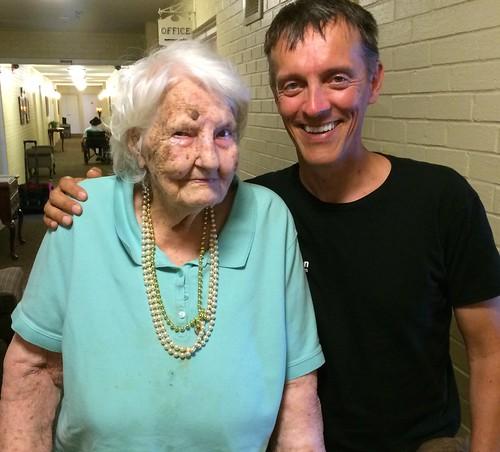 Grandma Sprague