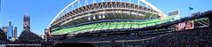 Sounders FC vs LA Galaxy 07/28/14 panorama
