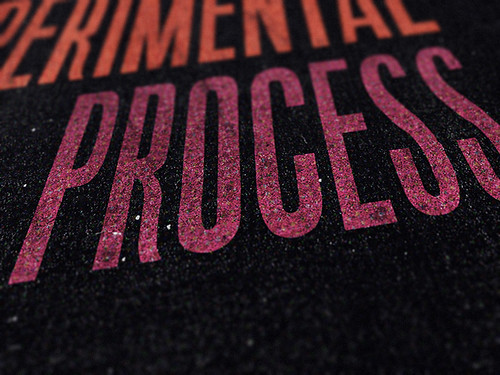Design is an experimental process - Detail