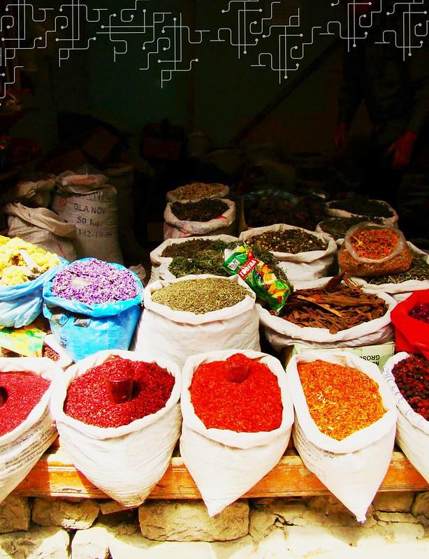Ingredientes da culinária azerbaijaneza