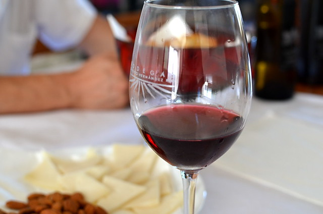 Wine tasting, Bodegas CHP