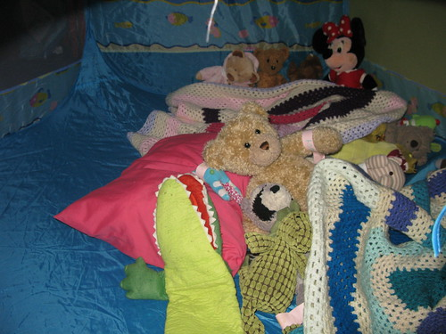 Teddy Bear Sleepover at 2014 Edinburgh International Book Festival