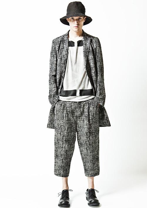 SS15 Tokyo KAZUYUKI KUMAGAI001_Adrian Bosch(Fashion Press)