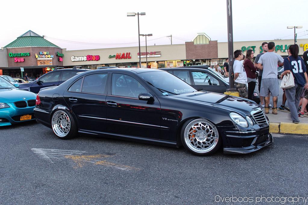 E55 AMG