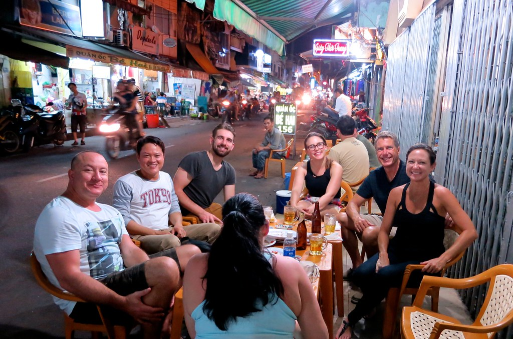 Saigon Foodie Tour