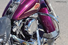 Purple Harley