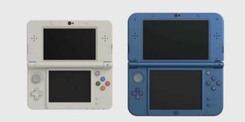 New 3DS and 3DS XL to feature extra buttons