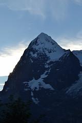 Eiger at Sunrise