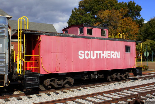 Southern Caboose - Collierville, TN