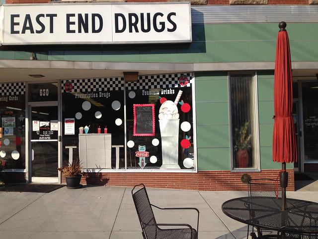 flickr the vintage drug stores pool