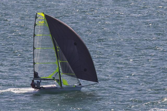 Mundial de Vela Santander