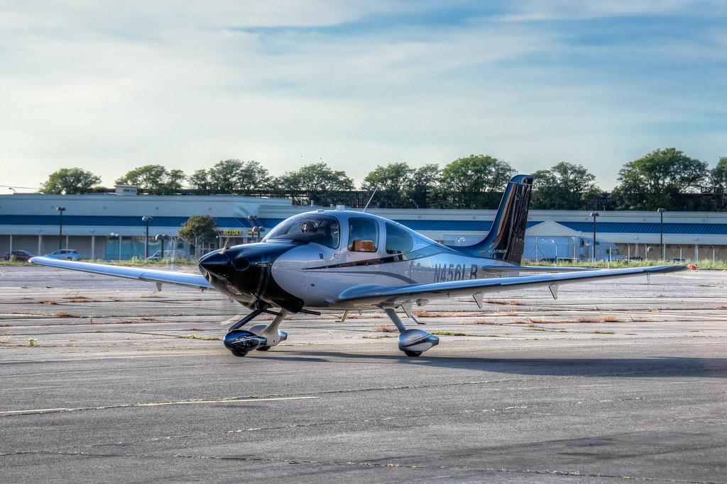 N456LB - SR20 - Nordwind Airlines