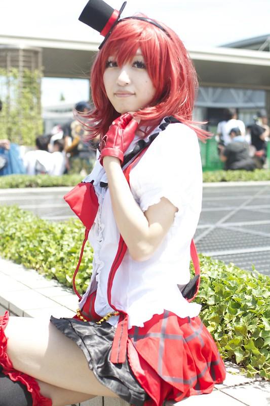 Nishikino Maki[lovelive] -comic market 86 cosplay-