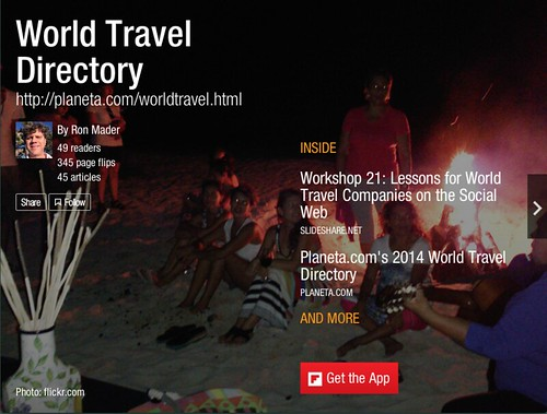 World Travel Directory #Flipboard 08.2014