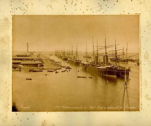 Suez Canal photo