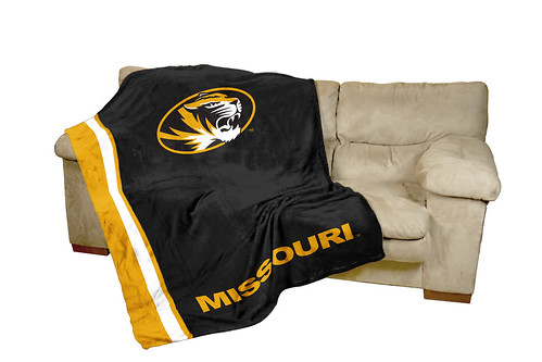 Missouri Tigers Ultrasoft Blanket