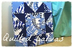 Quilted Canvas Tutorial