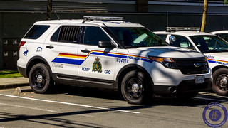 *Brand New* West Shore RCMP Ford Police Interceptor Utility (WS4001)