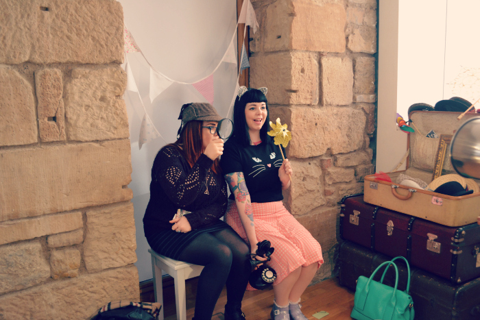 glasgow wedding collective by gone photo booth