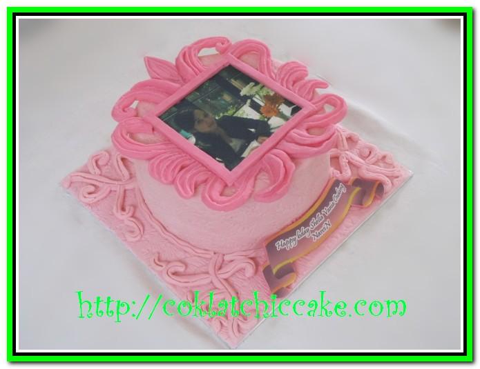 Kue ulang tahun foto