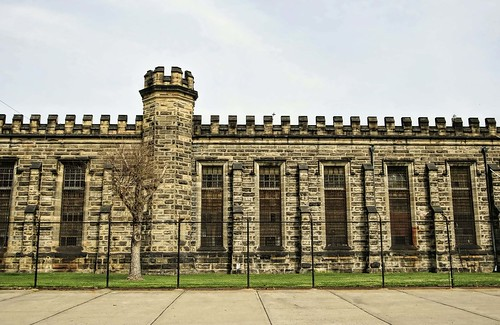 The Wall: West Virginia State Penitentiary, 1876-1995