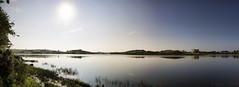 Lough Egish Panorama by YRIOU