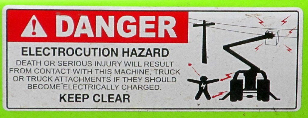 Electrocution Hazard