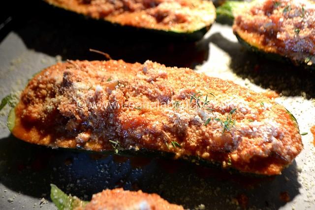 Courgettes Farcies à la Dinde © Ana Luthi Tous droits réservés 021_GF
