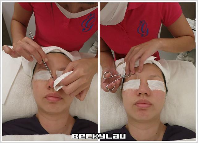 GLAMOUR X Shining facial ll 療程 - 6