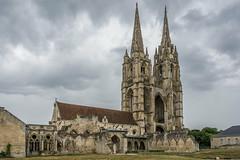 Soissons: Abbaye St-Jean-des-Vignes