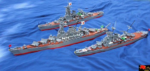 Japanese Warships