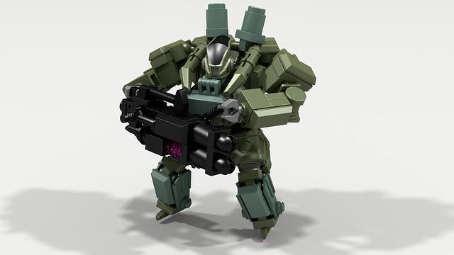 "S2 ""Spartan"" Light Hardsuit"