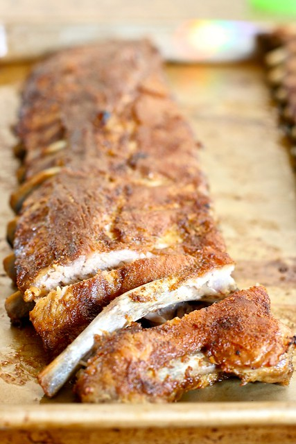 Oven Baked Ribs 001